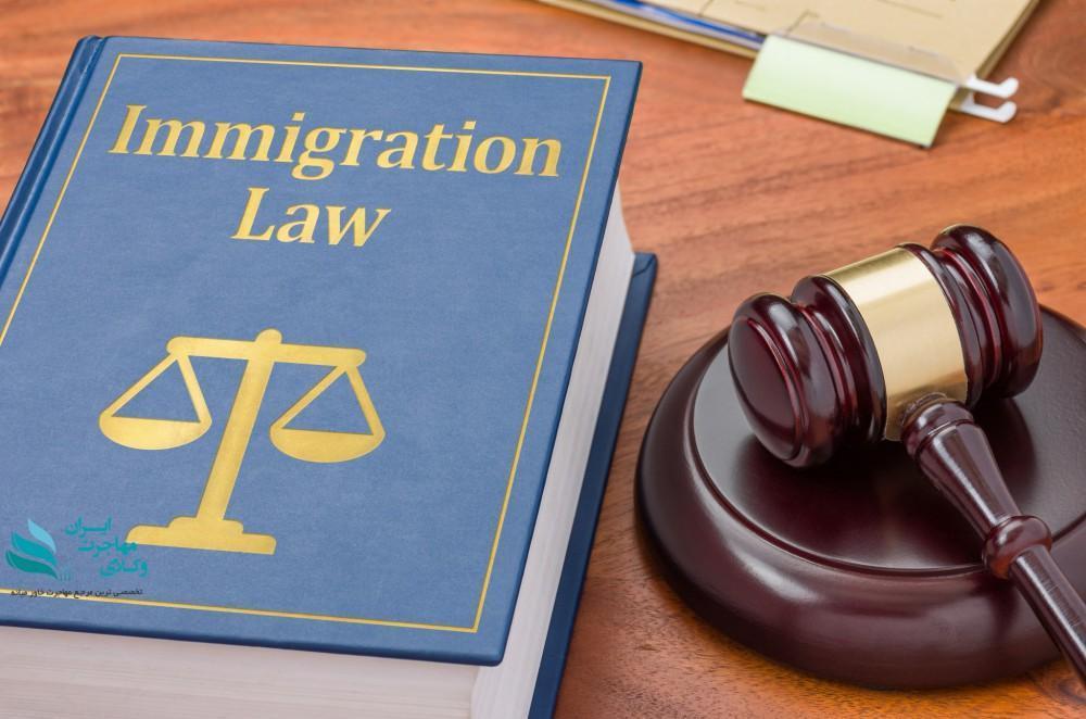 وظایف وکیل مهاجرتی کانادا