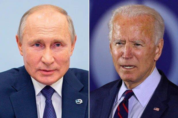 بایدن رئیس جمهور مطلوب پوتین نیست