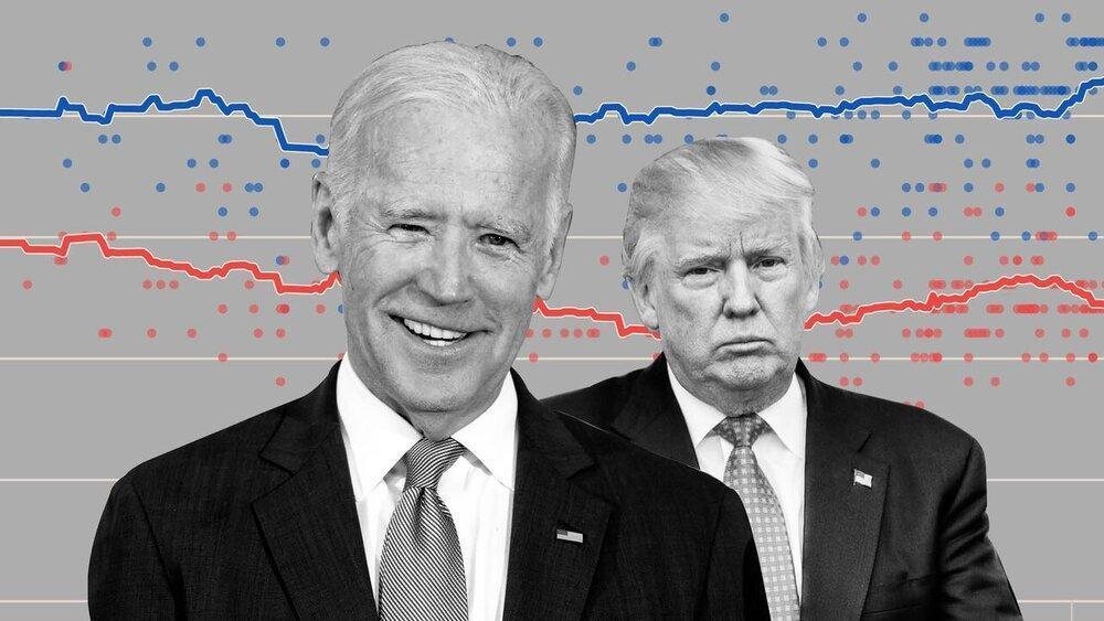 جدیدترین آمار آرای انتخاباتی از 4 ایالت سرنوشت ساز آمریکا