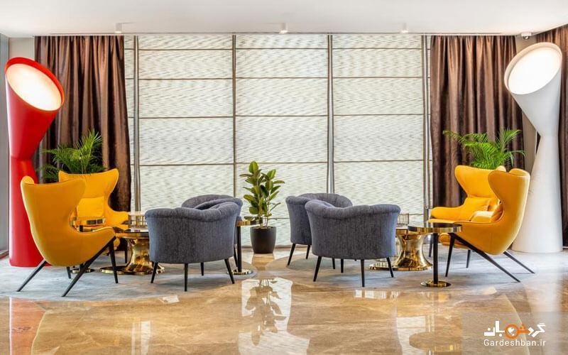 هتل 4ستاره مرکور دبی بارشا هایتس در دبی