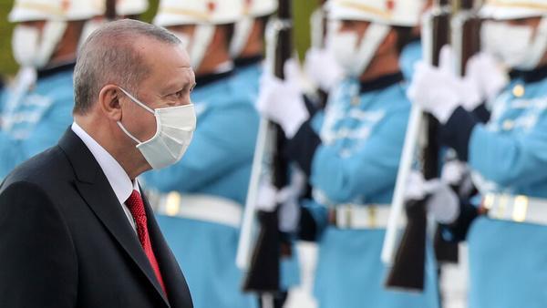 درگذشت برادر زاده اردوغان بر اثر ابتلا به کرونا