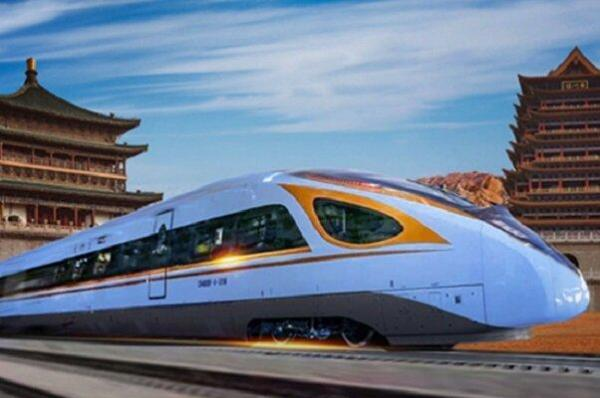 جدیدترین قطار سریع السیر چین راه اندازی شد