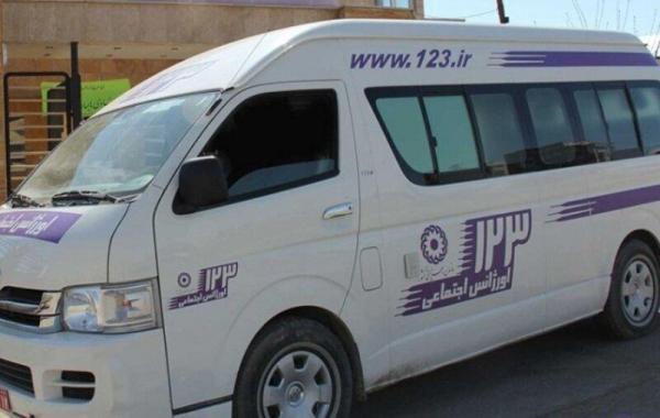 خبرنگاران اورژانس اجتماعی ایرانشهر به حدود 700 نفر خدمات ارائه کرد
