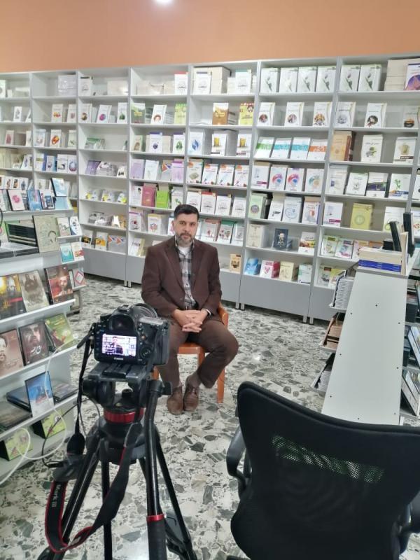 برگزاری نمایشگاه مجازی کتاب تهران جهشی کیفی برای احیا و انتشار کتاب بود