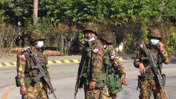 دفاع کیهان از کودتا در میانمار