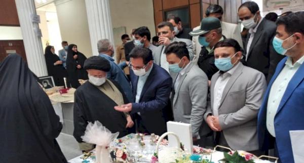 هنر دست روستاییان دشت آزادگان به نمایش درآمد