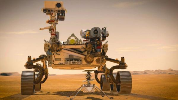 مریخ نورد استقامت؛ پیشرفته ترین سازه ناسا
