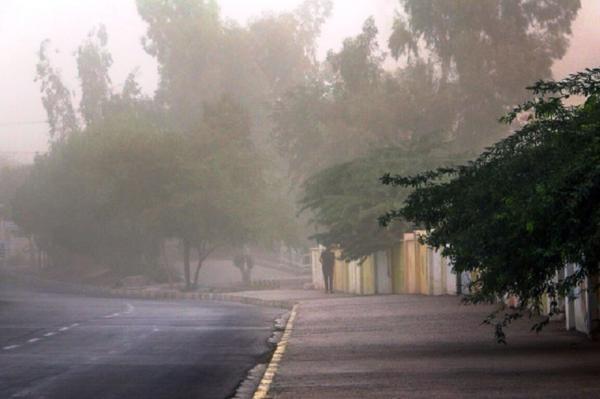 کاهش کیفیت هوا و باد شدید در نیمه غربی کشور از 20 فروردین ، افت دما در سواحل خزر و اردبیل خبرنگاران