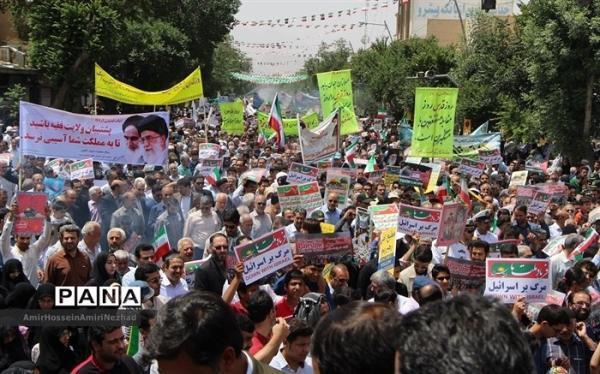 هنوز تصمیم قطعی درباره برگزاری راهپیمایی روز قدس اتخاذ نشده است