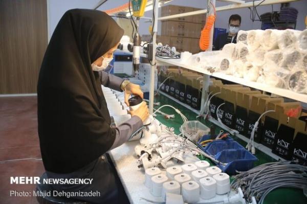 پاویون زنان کارآفرین شرکتهای دانش بنیان در اینوتکس برپا شد