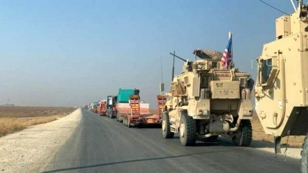 انفجار بمب در جهت کاروان ائتلاف آمریکایی در استان المثنی عراق