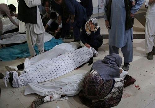 دانشجویان افغانستانی دانشگاه آزاد رفسنجان خواهان واکنش مجامع بین المللی به حوادث اخیر افغانستان شدند
