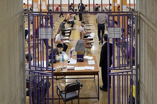 عاملان تبلیغ تقلب در امتحانات نهایی دستگیر شدند