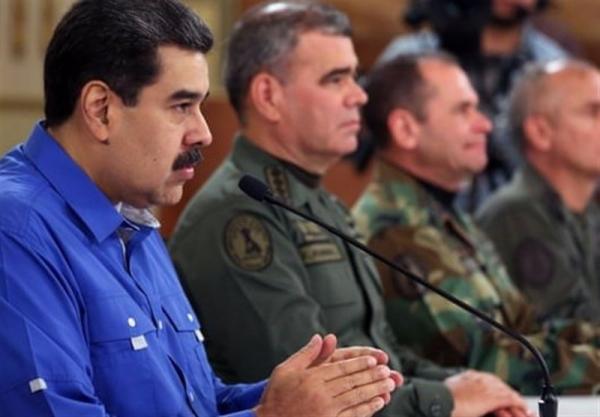 مادورو: دولت آمریکا قصد ترور مرا دارد