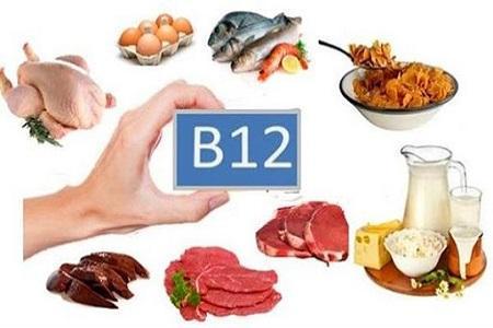علائم کمبود ویتامین B 12 چیست؟
