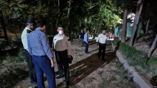 ماجرای انفجار در پارک ملت چه بود؟