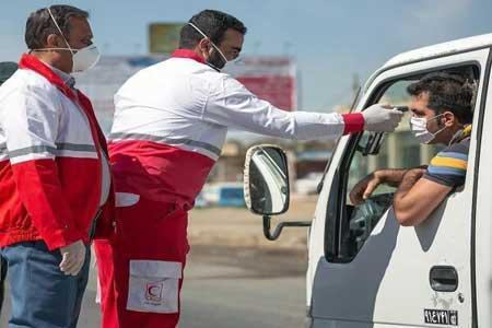 پایش بهداشتی 420 هزار نفر در مبادی مرزی کشور ، 110 نفر قرنطینه شدند