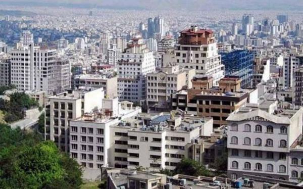 قیمت آپارتمان های شرق تهران