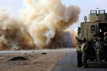 حمله تازه به کاروان لجستیک ارتش آمریکا در عراق