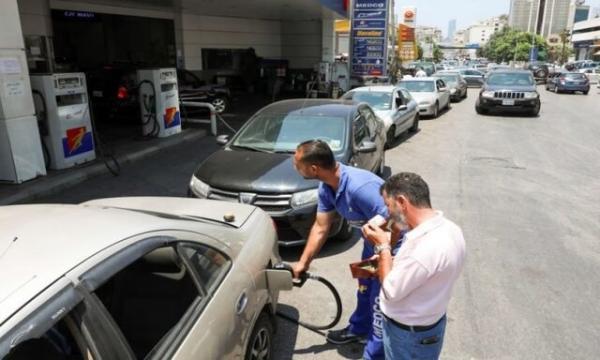 ناامنی در پمپ بنزین های لبنان و زخمی شدن 12 تن
