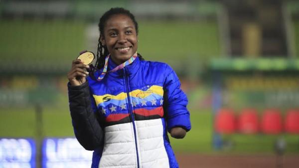 ونزوئلا صاحب مدال طلای دوی 200 متر T47 زنان شد