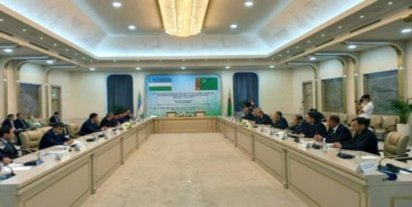تاشکند میزبان نشست کمیسیون مشترک دولتی ترکمنستان و ازبکستان