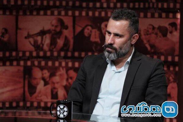 ایزد مهرآفرین: تلویزیون دوست ندارد مردم بدانند سالن های سینما باز هستند